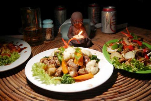 Cambodian dish